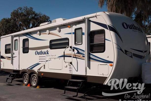 Outback 260FL26 (Rent  RVs, Motorhomes, Trailers & Camper vans)