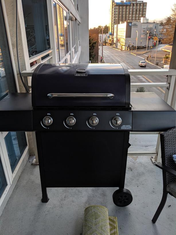 Gas/Propane BBQ