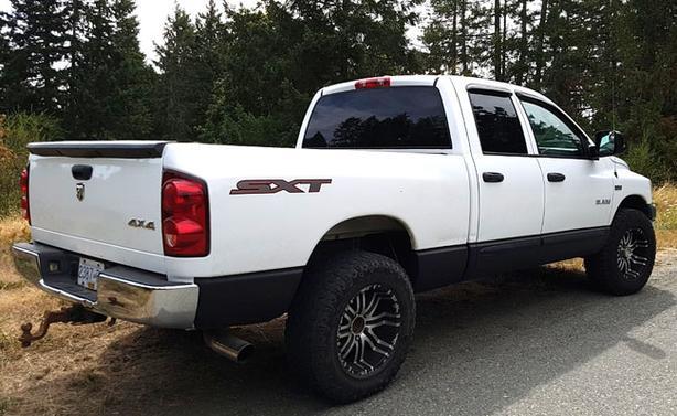 08 Dodge Ram 1500 4x4