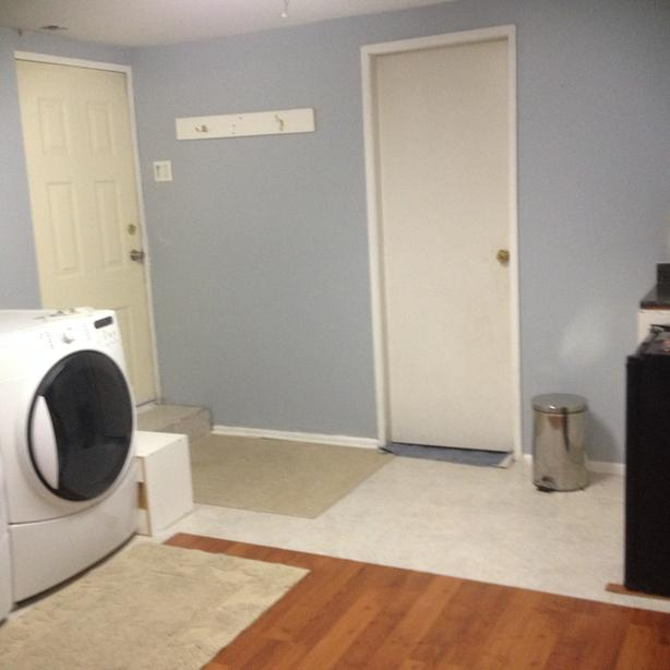 one bedroom for rent June 1st 700 for single