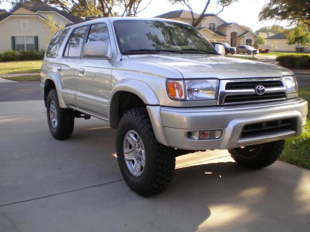 WANTED: 3rd generation Toyota 4runner
