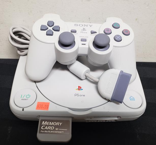 PS1 Slim Console