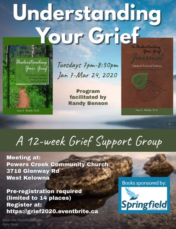 Grief Support Group West Kelowna