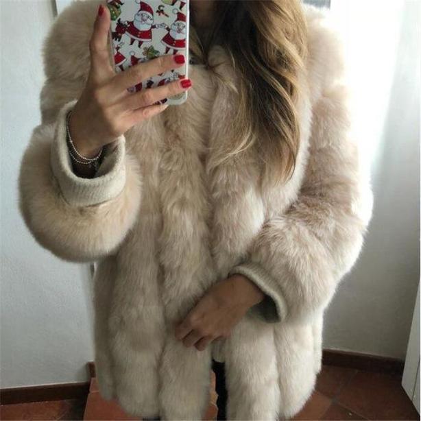 Womens Faux Fur Coats
