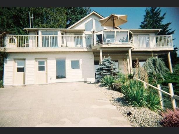 Attention Horse Lovers ! Small Equestrian  property with views  in Sooke