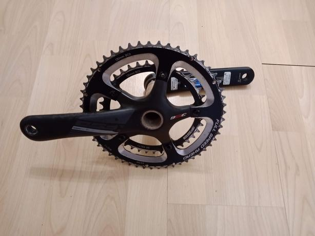 2017 53/39 FSA Crank w/ Stages and BB