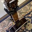 Dobro Vintage Square Neck Resonator Acoustic Guitar 1979 Burst