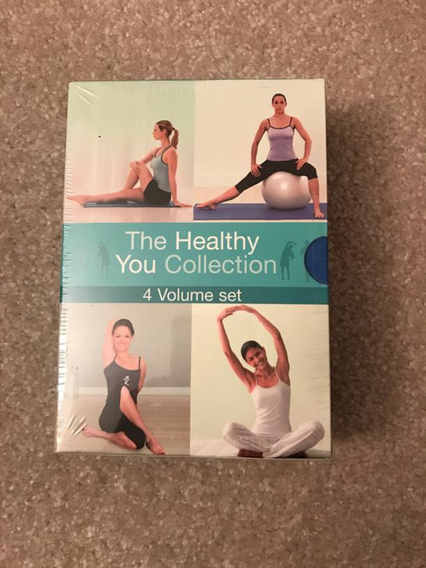 The Healthy You Collection - 4 Volume Set