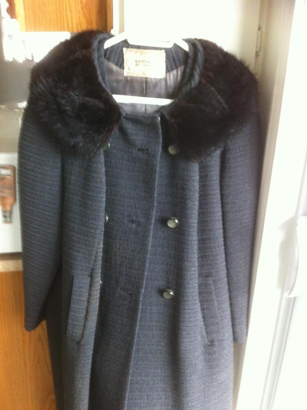 Original Eaton's Coat