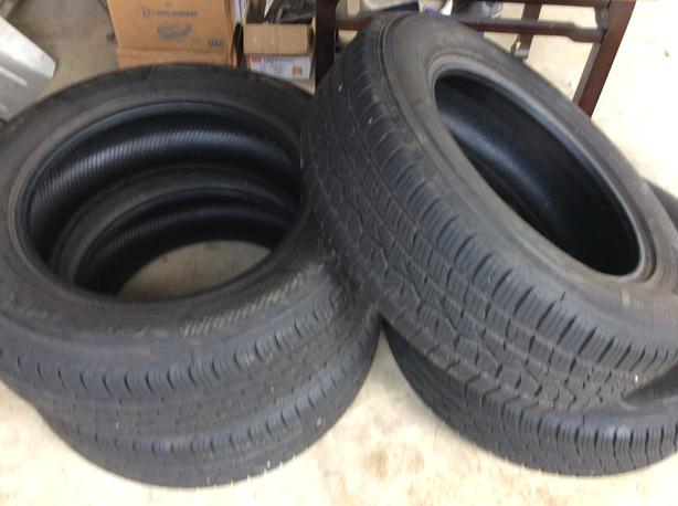 Winter tires great condition
