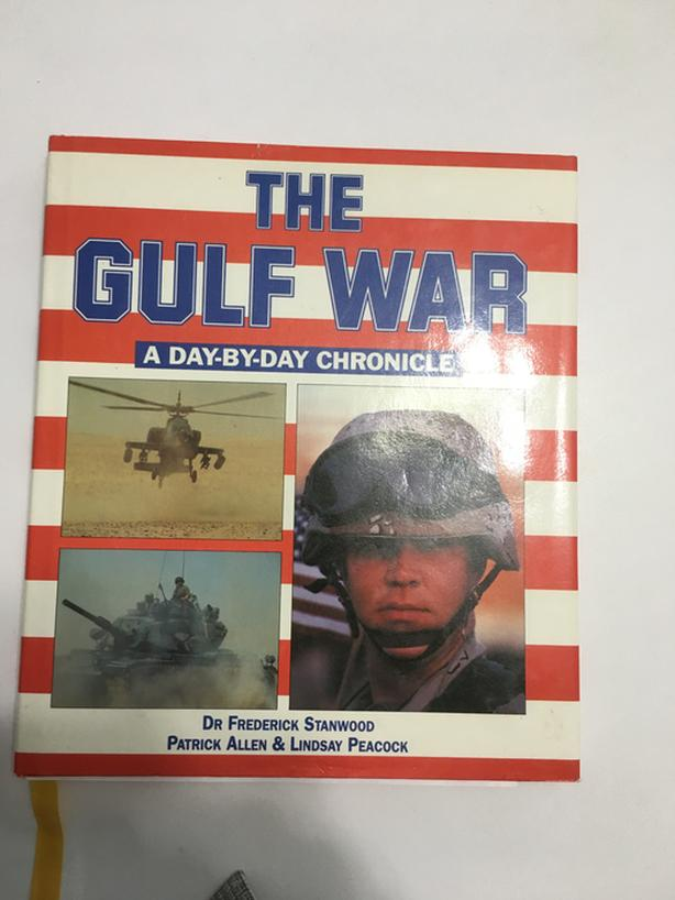 The Gulf War-A Day-By-Day Chronicle Book