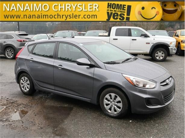 2016 Hyundai Accent GL Heated Seats BlueTooth