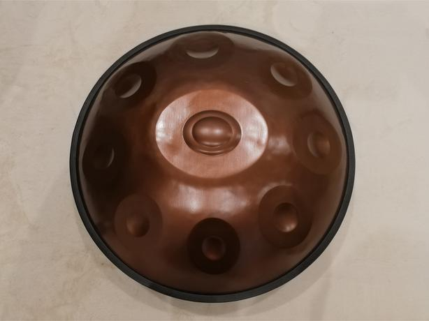 Midori Handpan 9 Notes Amazing Sound