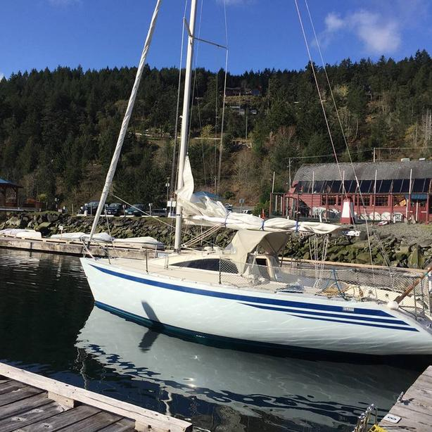 YAMAHA 26 SLOOP POCKET CRUISER