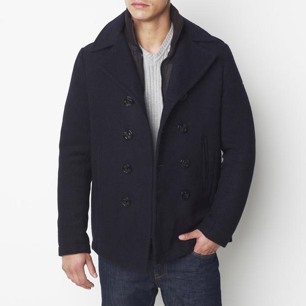 Selling Schott Wool Pea Coat (M) - $485