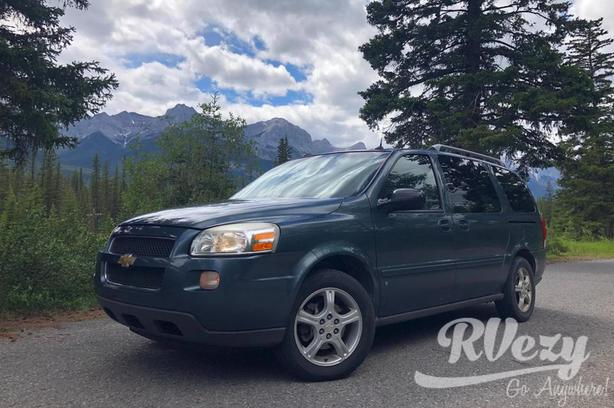 Uplander (Rent  RVs, Motorhomes, Trailers & Camper vans)