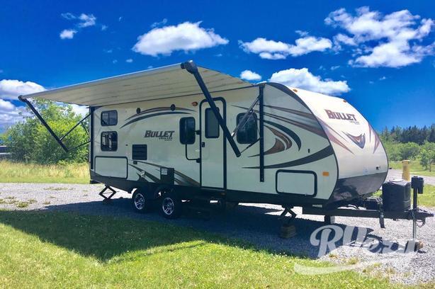 Bullet (Rent  RVs, Motorhomes, Trailers & Camper vans)