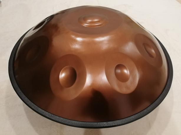 Midori Handpan Japan 9 notes 3 different scale