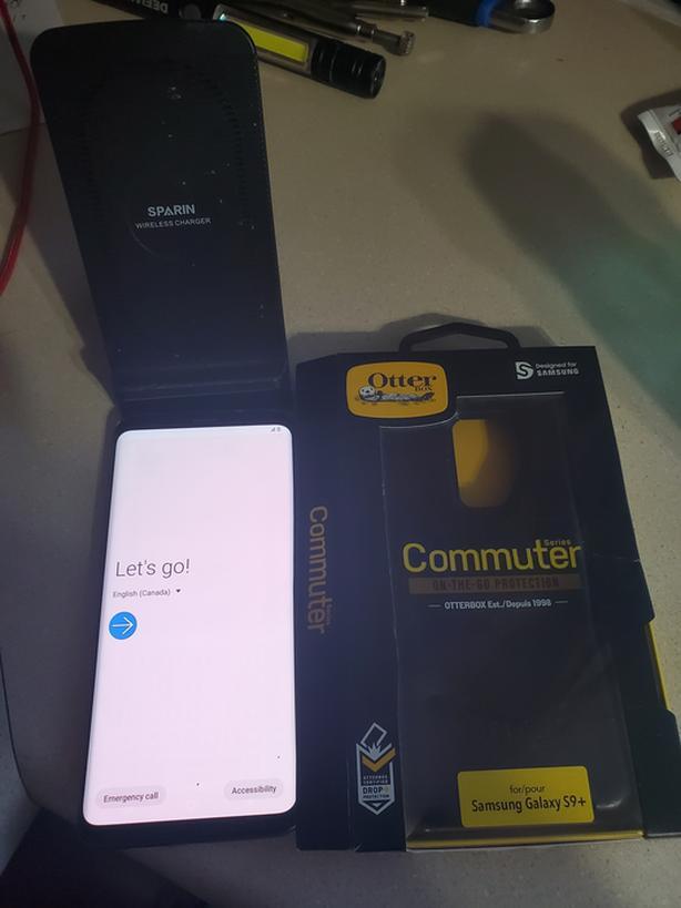 S9+ 64g