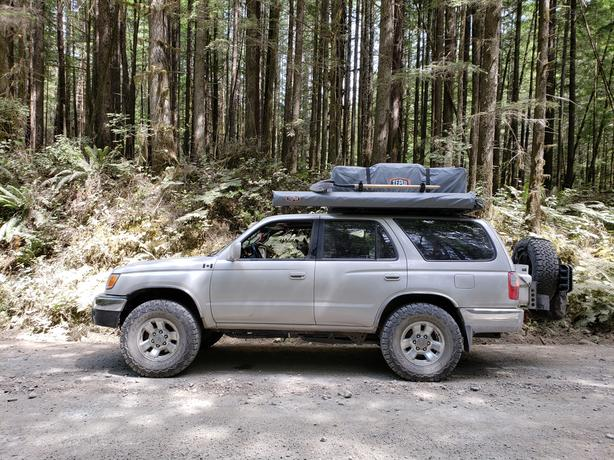 Overland Adventure Rig ready for your adventure