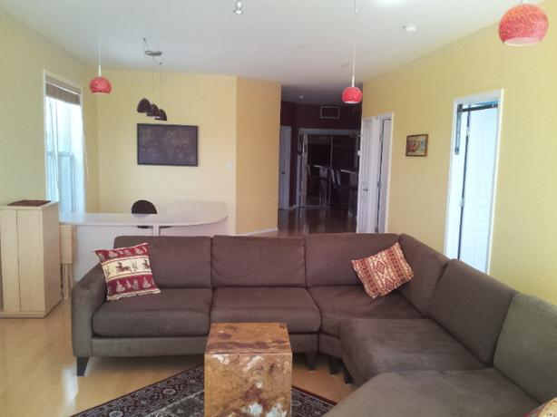 Furnished 2 Bedroom Condo near Downtown Edmonton for Rent