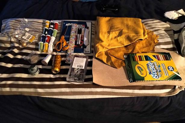 Leather crafter's bundle