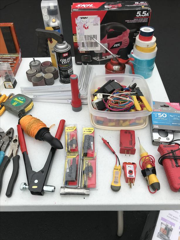 TOOLS, TOYS, FURNITURE,COLLECTIBLES....