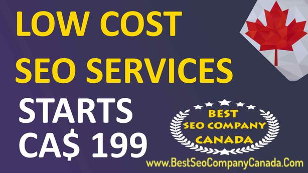 Seo services in Canada starting $200