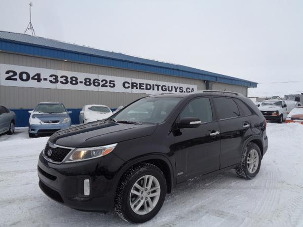 2015 Kia Sorento LX Bluetooth, Rear Camera AWD