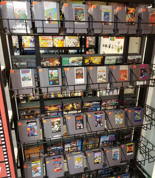 Retro Nintendo Games for Sale @ Hang & Play Video Games!