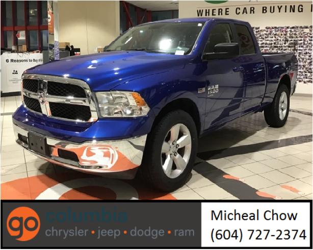 2019 Ram 1500 Classic Quad Cab - 5.7L Hemi V8 – Save Thousands from New