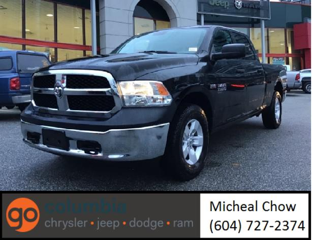 2019 Ram 1500 Classic Crew Cab - 5.7L Hemi V8 – Save Thousands from New