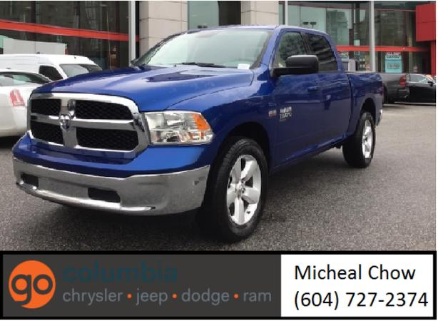 2019 Ram 1500 Classic Crew Cab - 5.7L V8 – Save Thousands from New