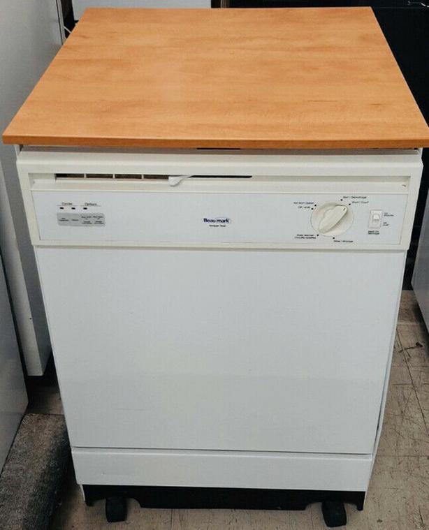 Beaumark Portable Dishwasher