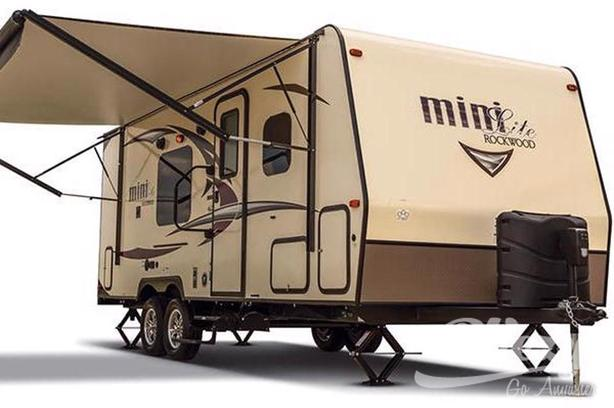 Mini-lite (Rent  RVs, Motorhomes, Trailers & Camper vans)