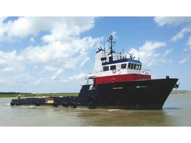 Offshore Supply Vessel For Sale - 150' - Adrienne B