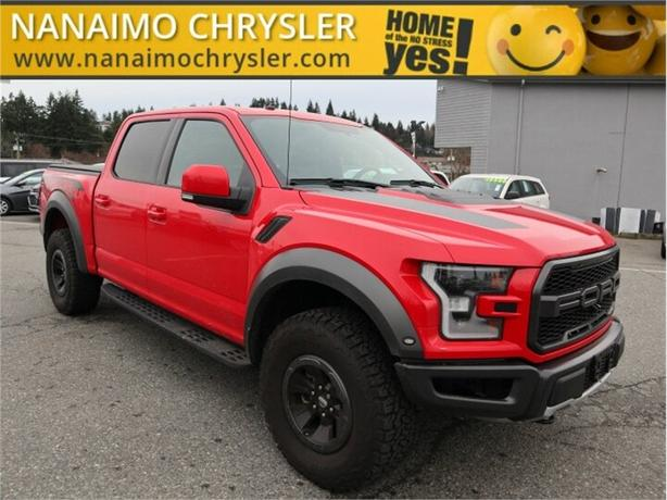 2018 Ford F-150 Raptor One Owner No Accidents