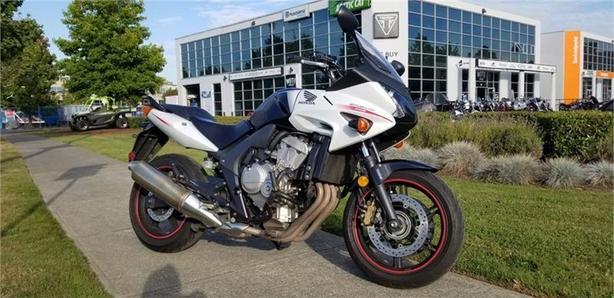 2012 Honda® CBF600SA