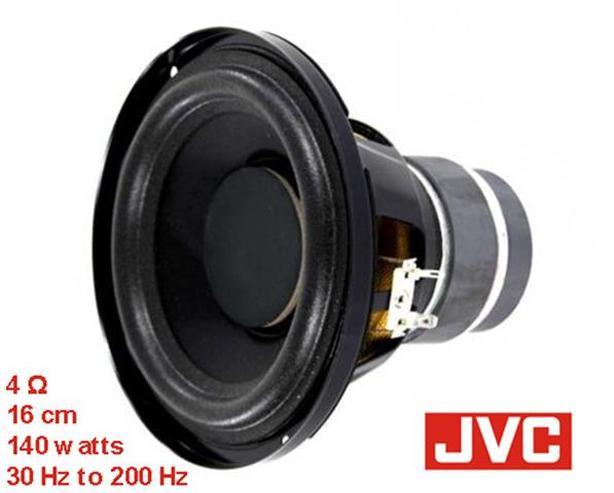 Subwoofer Speaker ~ JVC LE10016-063A