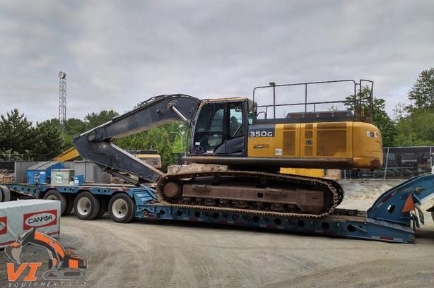 John Deere 350G LC Excavator Parts