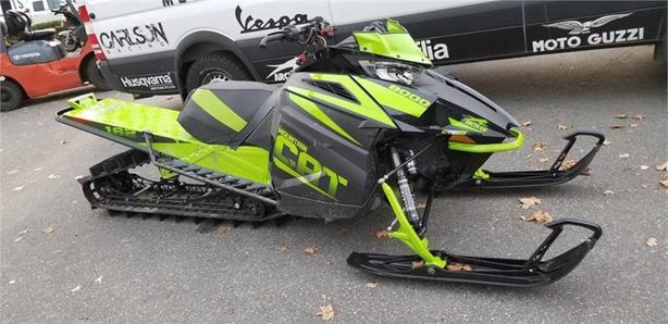 2018 Arctic Cat® M 8000 MOUNTAIN CAT (162)