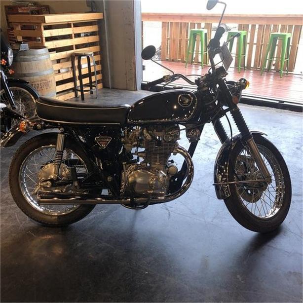 1969 Honda® CB 450