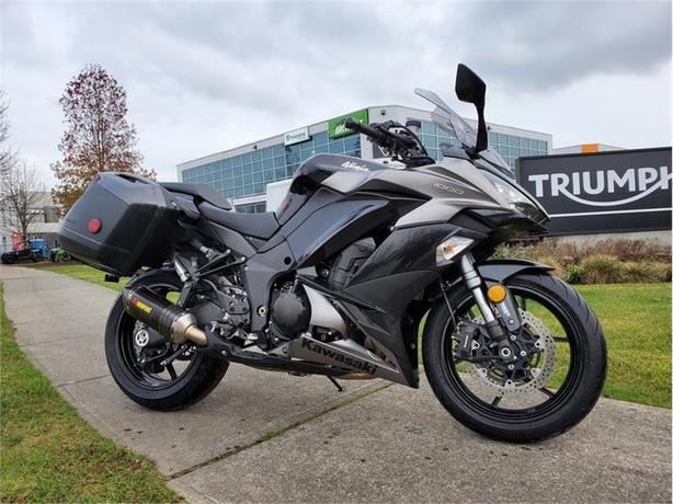 2017 Kawasaki Z1000R ABS