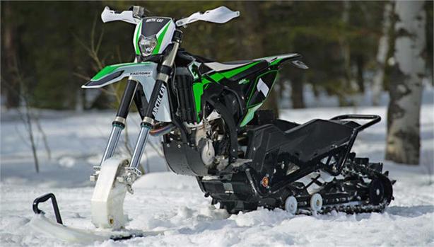 2017 Arctic Cat® SVX450