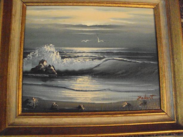 Various Paintings & Prints