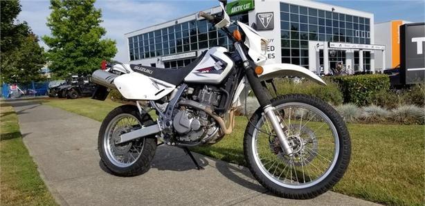 2009 Suzuki DR 650SE