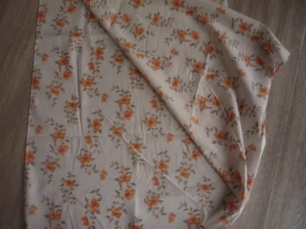 NEW COTTON FABRIC - 4 METERS