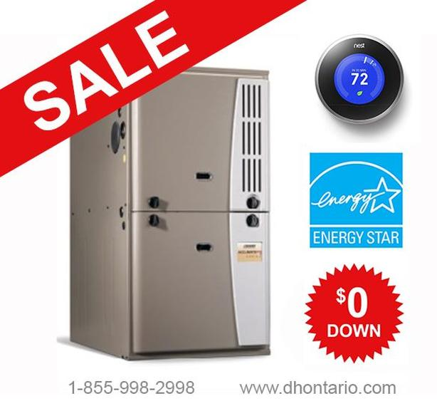 Furnace - Rent to Own - NO Credit Check - $0 Down