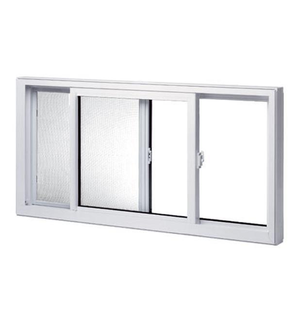 Brand New North Star Single Slider Window