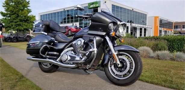 2011 Kawasaki Vulcan® 1700 Voyager® ABS